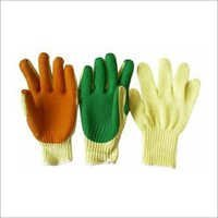 PVC Nitrile Coated Gloves