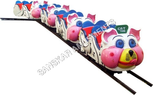 Cat Toy Train