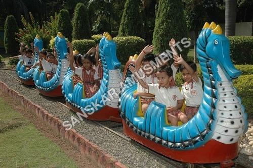 Amus Element Electric Toy Train (Sea Horse model)