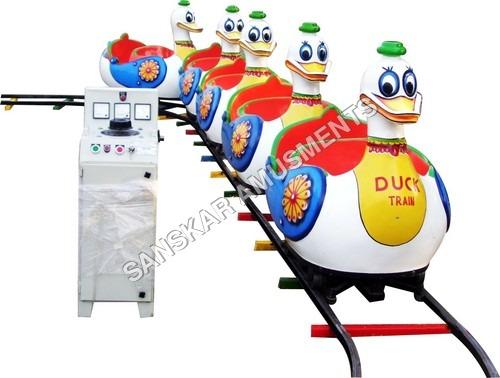Toy Train (Duck Model)