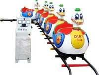 Toy Train (Duck Model)