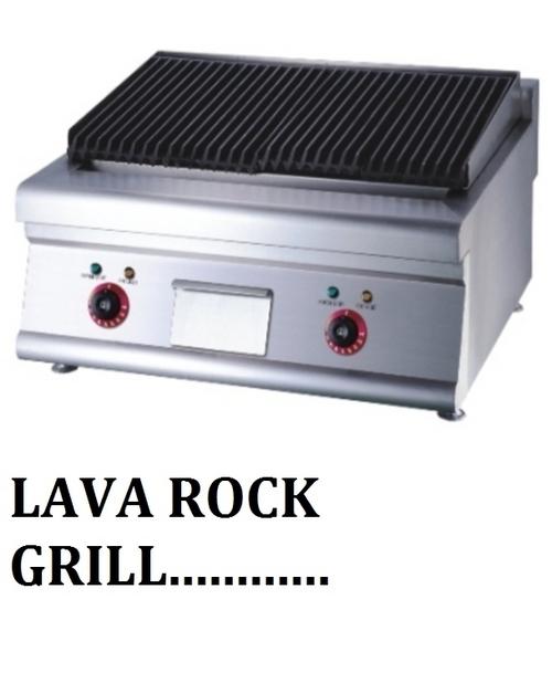 LAVA ROCK GRILL
