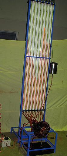 Journal Bearing Apparatus with Manometer