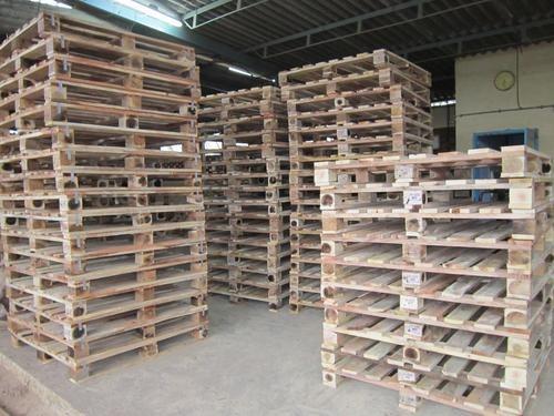 Wooden Drum Pallets