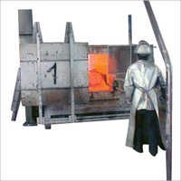 Shell Baking Furnace