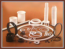 PTFE Machined Finish Components