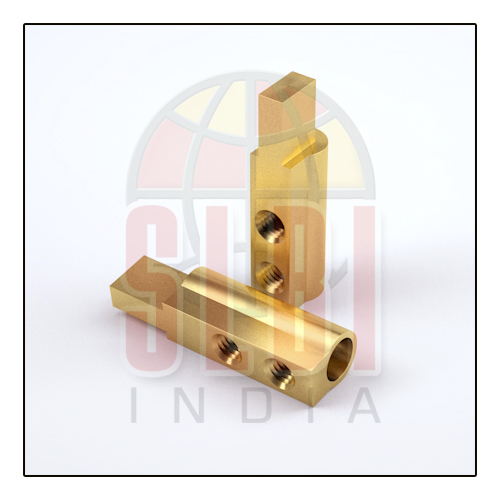 Brass Current Terminal Screw Type