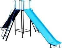 Double Steel Slide