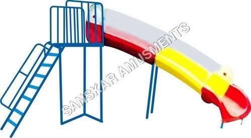 Tube Fiber Slide