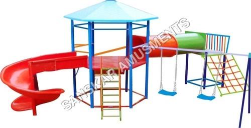 Children Multiplay Station