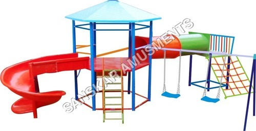 Children Multiplay Station