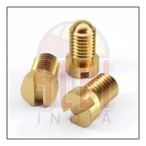 Metric Brass Screws