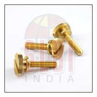 Round Head Brass Screws