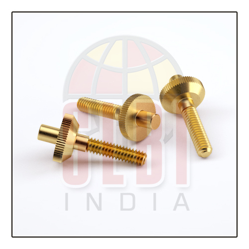 Brass Precision Screws