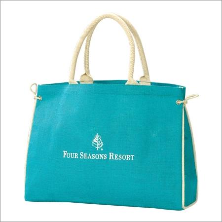 Stylish Jute Shopping Bag