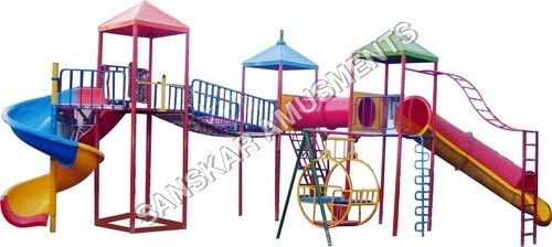 Multi-purpose Play Systems