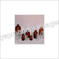 Glass Vials Bottle