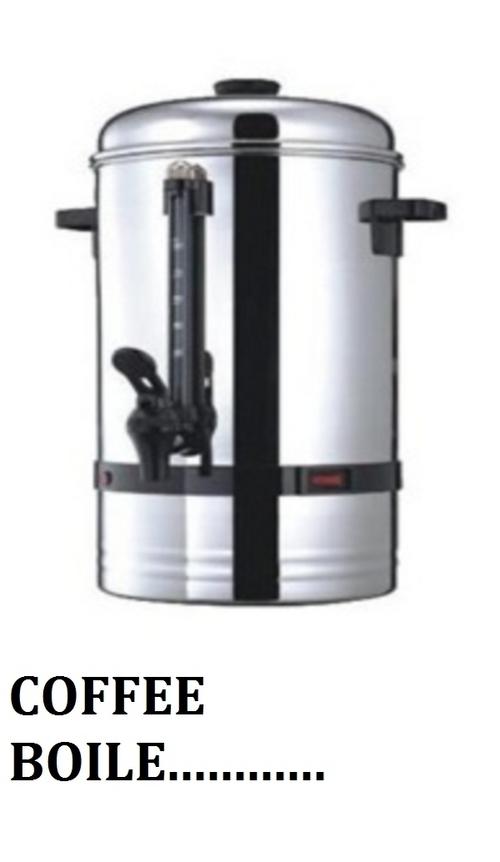 COFFEE BOILER