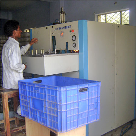 Pet Bottles Making Machinery