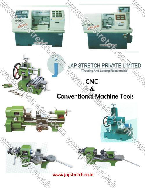 Cnc Conventional Machine