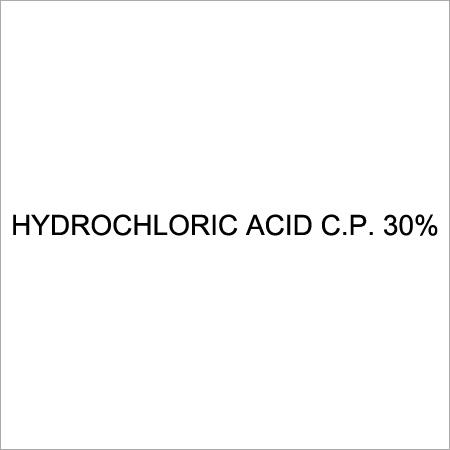 Hydrochloric Acid C.P. 30%