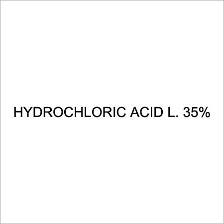 Hydrochloric Acid 35%