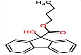 9-Hydroxy-9-Fluororenecarboxylic Acid*