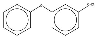 m-phenoxy benzaldehyde