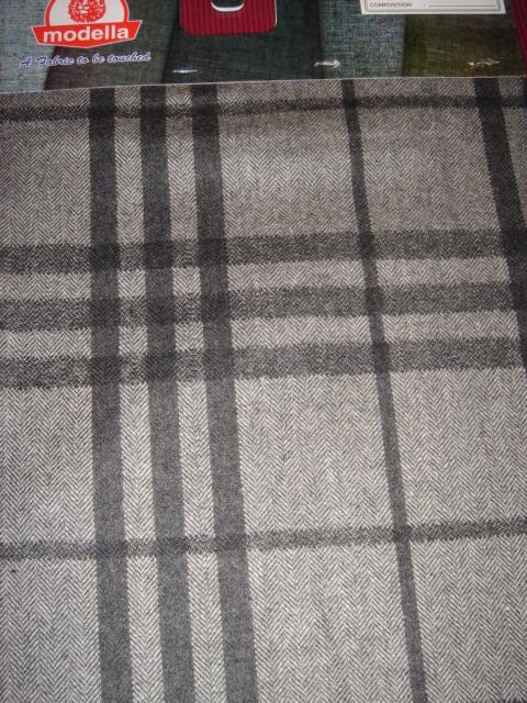 Herringbone Blanket Fabric