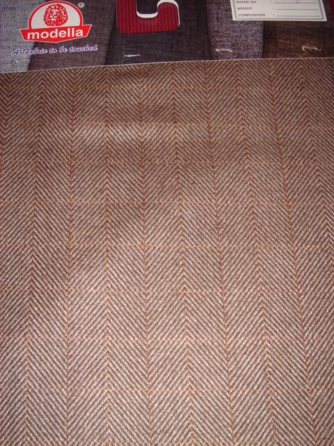 Exclusive Herringbone blanket Fabric