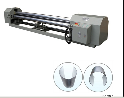 3 Roller Bending Machine for ACP