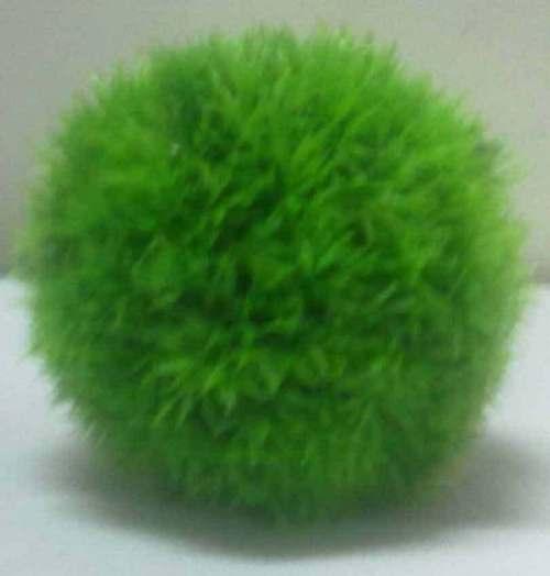 CH GREEN GRASS BALL, 12 CM