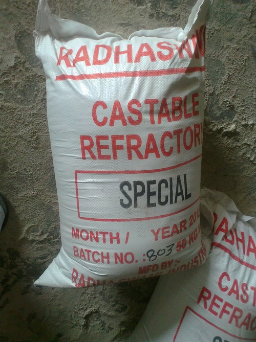 Special Castable Refractory