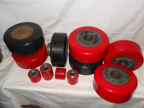 P U & Rubber Wheels