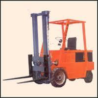 Battery Operated Fork Lift Truck