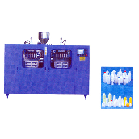 Extrusion Blow Moulding Machines