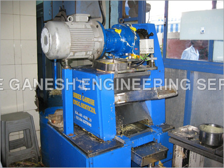 Industrial Sugarcane Crusher