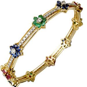 Gold Bracelet Jewelry