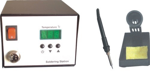 Soldering Station with Indigenous Heater (60-90W)