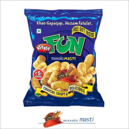 Masala Flavour Snacks