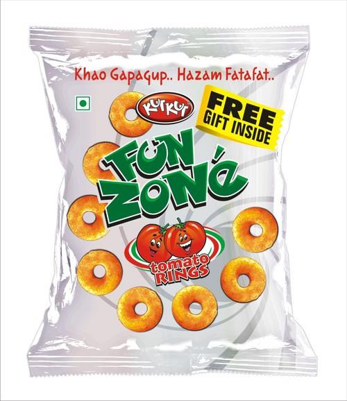 Healthy Food Snacks (Tomatao Flavour)