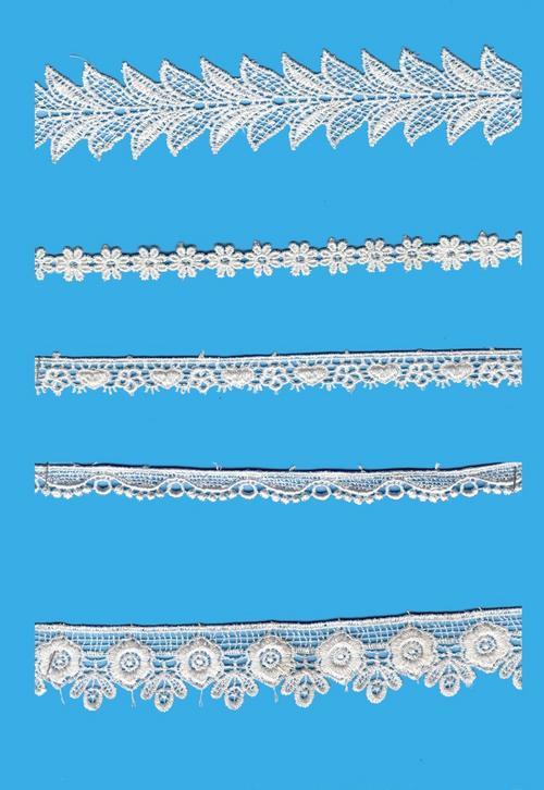 Fancy GPO Laces