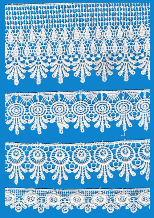 Cotton GPO Laces