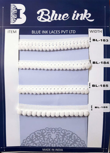Fancy Pum Pum Laces