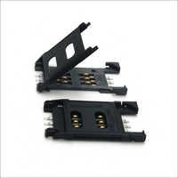 SIM Card Holder Flip Type 8 Pin