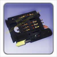 SIM Card Holder Push Type 8 Pin