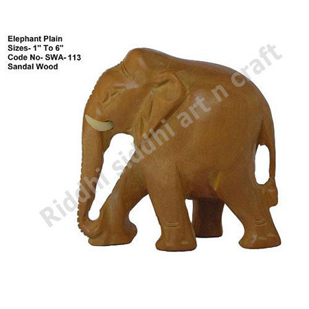 Plain Elephant