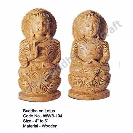 Buddha On Lotus