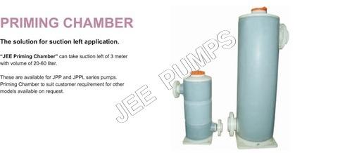 Pump Priming Chambers