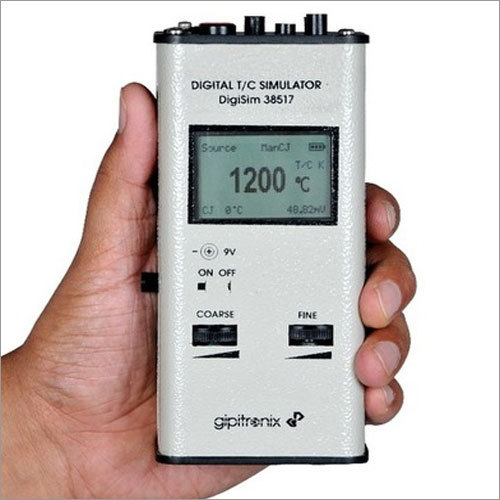 Digital TC Calibrator